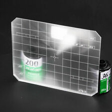 Super Bright 2 in 1 4x5 Fresnel Focusing Screen Ground Glass For Wista Tachihara