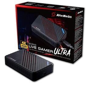 AVerMedia GC553 Live Gamer ULTRA (LGU) 4K Pass-Through Game Capture