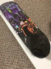 Jk industries Hook Ups Neo Tokyo Akira Skateboard Hand Screened 8.5 Supreme Deck