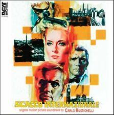 SCACCO INTERNATIONALE  by Carlo Rustichelli CD NEW Sealed