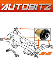 FITS NISSAN XTRAIL T30 2000-2006 REAR SUBFRAME BUSHS X4 OE QUALITY BRAND NEW UK