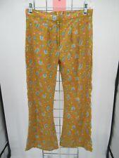 K9307 VTG Women's 70's Psychedelic Paisley Flare Pants