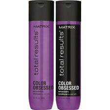 Matrix NEW Total Results Color Obsessed Shampoo 300ml and Conditioner 300ml