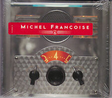 CD DIGIPACK 11T MICHEL FRANCOISE 4 DE 1996 NEUF SCELLE SEALED
