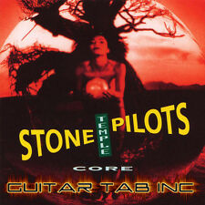 Stone Temple Pilots Guitar Tab CORE Lessons on Disc