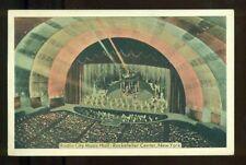 ROCKEFELLER CENTER NEW YORK Radio City Music Hall