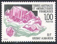 FSAT/TAAF 1993 Minerals/Crystals/Garnet/Rock 1v n30252