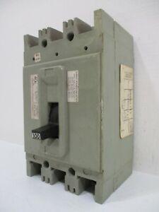 FPE Federal Pacific HEF631100 100 Amp 600V 3-Pole Type HEF Circuit Breaker 100A