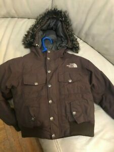 The North Face Boys Garcon Size XS/ TP Winter Jacket Pre-Owned