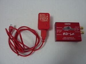 Decimator Design MD-LX Bi-Directional HDMI/SDI Converter