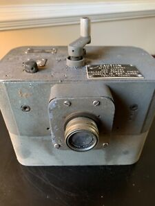 Vintage Griscombe Microfilm Camera Model A1.