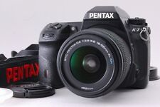 [Exc+++++] Pentax K-7 DSLR w/ SMC Pentax-DA 18-55mm F3.5-5.6 AL WR from Japan