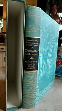 Christopher Columbus by Samuel Morison Heritage Press with Slipcase 1963