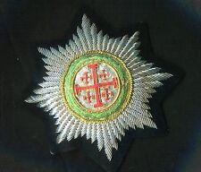 Order of Jerusalem Holy Sepulchre Kn Commander Star