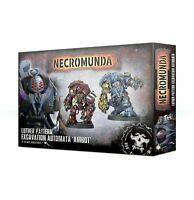 Necromunda: Automata Ambot - Warhammer 40k - Brand New! 300-37