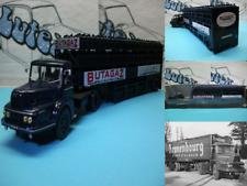 Truck camión camion camião  Unic ZU 120T  França  1954-1960 Ixo/Altaya 1:43