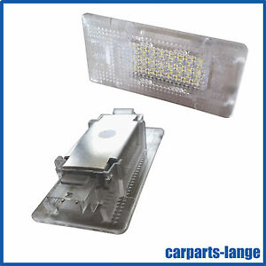 LED SMD Boot Lighting BMW E36 E38 E39 E46 E60 E65 E82 E88 E90 E91 E92