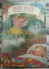 Fairy Book An Anthology of Verse by Shirley Barber Brand New. Lovely Gift idea