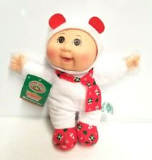 "CABBAGE PATCH KID'S HOLIDAY HELPERS ""#111 SNOWFLAKE POLAR BEAR"""