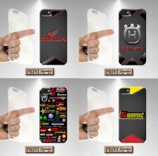 Cover per,Iphone,MOTO,silicone,morbido,stampata,CROSS,motocross,rally,sottile