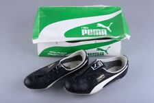 NOS Vintage Puma Olympia Sprint size 6,5 - 40  leather cycling shoes L'eroica