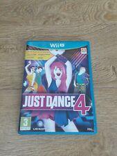 Just Dance 4 - Nintendo Wii U 2014 - PAL