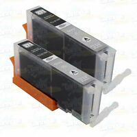 2Pk cli-271 XL Gray Ink Cartridges for Canon PIXMA TS8020 TS9020 MG7720