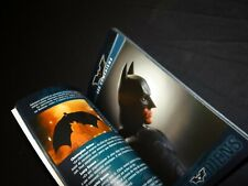 BATMAN begins Christian Bale dossier presse cinema 70 pages