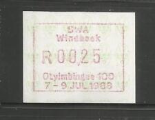 South West Africa - Sonder - Automatenmarken postfrisch Otjimbingue 100 1988