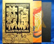 BASTARD!! GUARDRESS - Kazushi Hagiwara Illustrations /Japanese Anime Art Book