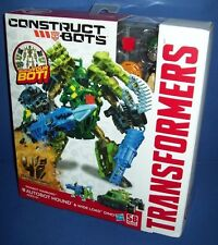 TRANSFORMERS Autobot Hound & Wide Load Dino construct bots Build NEW