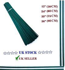 "12""  24""  30"" 36"" Split Cane Green plant Flower garden Stick Support frame"