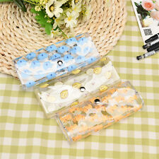 Cute Student Travel Bag Pencil Pen Case Cosmetic Pouch Pocket Storage Coin Purse