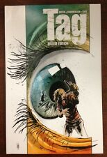 TAG Deluxe Edition Trade Paperback TPB Keith Giffen Chamberlain Zombies Horror
