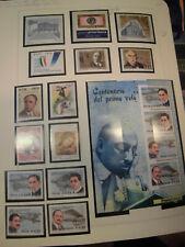 COLLECTION ITALIE 2000-2005 (sept.) complètement tamponné (1498)