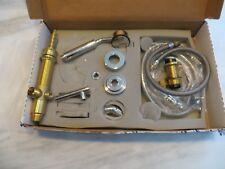 Restoration Hardware Spritz Lever-Handle Deck-Mount Tub Fill Handheld Shower