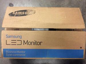 "Samsung 23.6"" LED LCD Widescreen Monitor 16:9 SE200 1080p DVI VGA S24E200BL"