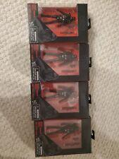 Lot of 4 black series 3.75 death Troopers