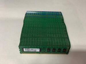LOT OF 50 X 1GB DDR3-1066 PC3-8500U SDRAM DESKTOP MEMORY MIXED BRAND