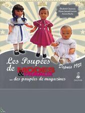 Les Poupées de Modes & Travaux... des poupées magazines