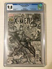 Uncanny X-Men #29 Ross 75th Anniversary 1:300 Sketch Variant CGC 9.8 (NM/MT)