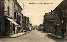 CPA   Balbigny(Loire) - Rue du Pont    (430717)