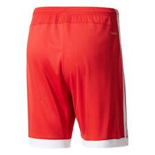 Ropa deportiva de hombre adidas color principal rojo de poliéster