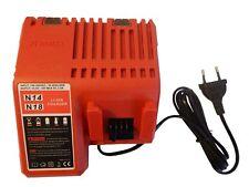 Cargador Li-Ion 14.4V - 18V para AEG / Milwaukee M18XC, M18 XC