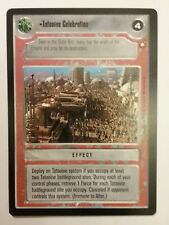 Star Wars CCG Reflections I VRF Very Rare Foil Spiral
