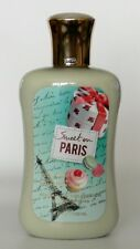 Bath and & Body Works Sweet on Paris Lotion Signature Moisturizer 8 oz. HTF New