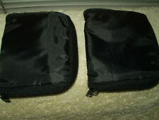 BAYER CASE POUCH ONLY SET OF 2  FOR CONTOUR, CONTOUR NEXT OR UNIVERSAL OEM