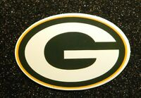 Lot of 3 Greenbay Packers Vinyl Stickers