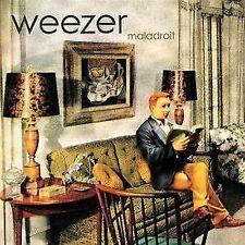 WEEZER - Maladroit - enhanced CD NEU [14 Audio Tracks + 7 Video Clips]