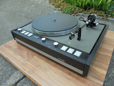 Thorens TD 126 Mk III with new belt and oil and Stanton TH 680